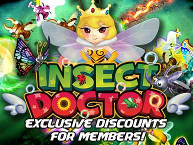 Insect Doctor - Discounts For Members!
