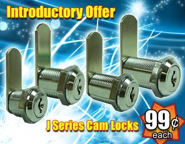 J-Series Locks 99c Introductory offer