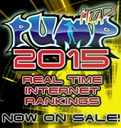 Pump it up 2015 AVAILABLE NOW