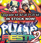 Pump it Up Fiesta 2 Kits