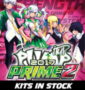 Pump it Up Prime 2 - 2017 HDD and MK9 Upgrade kits In Stock