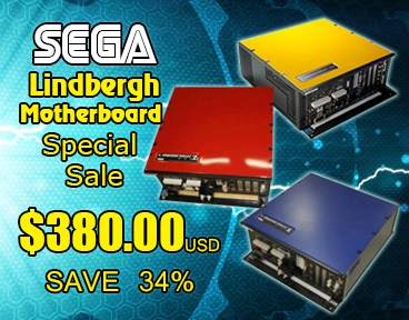 SEGA Lindbergh Mother Board SALE