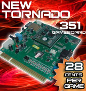 Tornado 351 in 1 Gameboard Sale