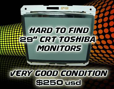 Hard To Find Toshiba Monitor On Sale