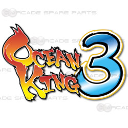 Ocean King 3 Monster Awaken IGS Software Now Available