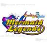 Ocean King 3 Plus: Mermaid Legends Gameboard Kit