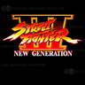 Street Fighter 3: New Generation Software Disc Only