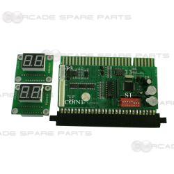Arcade Timer Board
