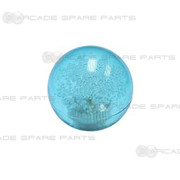 Bubble Top Ball for Joystick (Light Blue, Big Bubble Style)