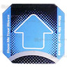 Dance Dance Revolution Floor Arrow (Blue)