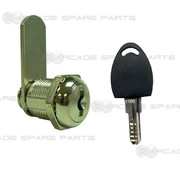Door Cam Lock with Removable Barrel 19mm K3006