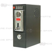 Coin Timer Box with Europe Electronic Multi Coin Selector