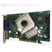 Nvidia Graphic Card for Wagan Maximum Tune 3/3DX/3DX+ (new)