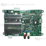 Sound AMP Analog In PCB for Initial D Stage 5