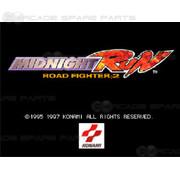 Midnight Run: Road Fighter 2 Kit