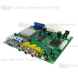 RGB Jamma to VGA Converter Board