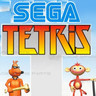 Naomi Motherboard plus Sega Tetris Cartridge