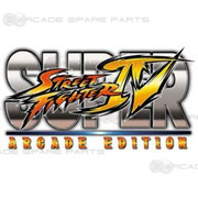 Super Street Fighter 4 2012 Arcade Edition Arcade Software with Taito X2 Motherboard