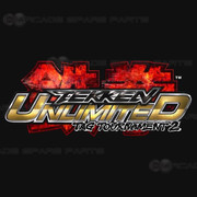 Tekken Tag Tournament 2 Unlimited Arcade Game Board