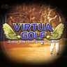 Virtua Golf plus Control Panel