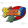 Virtua Striker 3 PCB Only