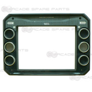 Wangan Midnight Maximum Tune 3/3DX/3DX+ Monitor Plastic Frame