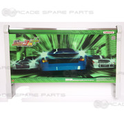 Wangan Midnight Maximum Tune 3DX+ Plus Signboard