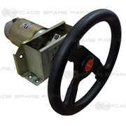 Wangan Midnight Maximum Tune 3/3DX/3DX+ Plus Steering Wheel and DC Motor